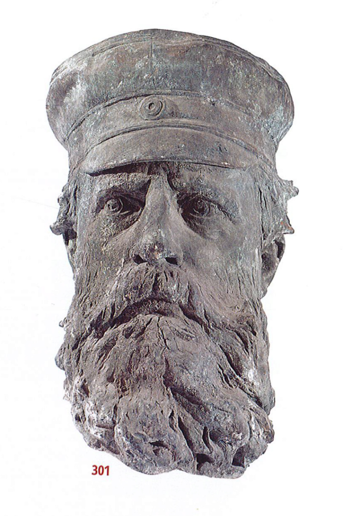 La tête de Frederic III revient à Woerth. Freder10