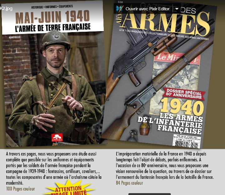 La Gazette des Armes  Ga10