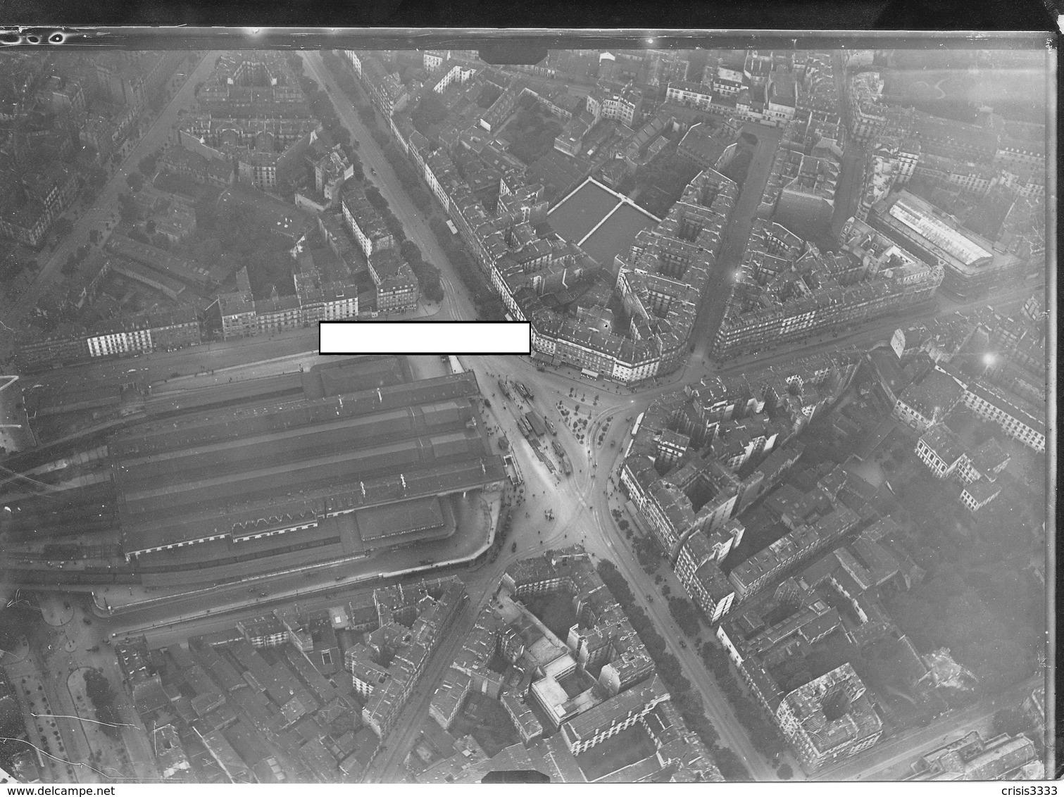 Gares parisiennes. Gare110