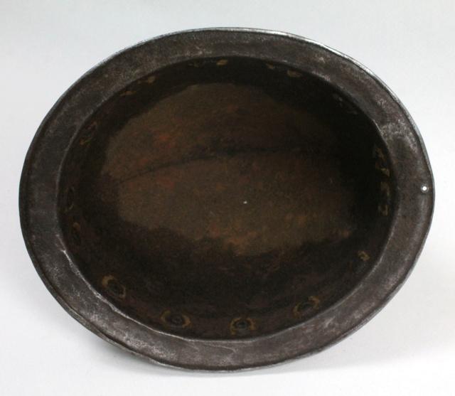 Casque cabasset XVI ème siècle Img_0210