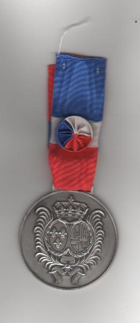 Médaille la Reyne Dragons? Numzor10