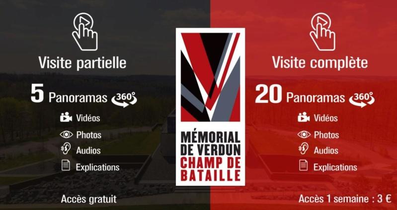 Visite virtuelle du mémorial de Verdun. Sans_t53
