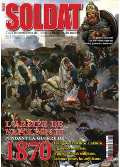 Revue SOLDAT: l'armée de Napoléon III. Soldat11