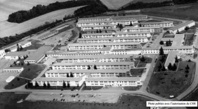 Les hôpitaux militaires américains en Lorraine. Toul10