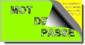 Mot de passe