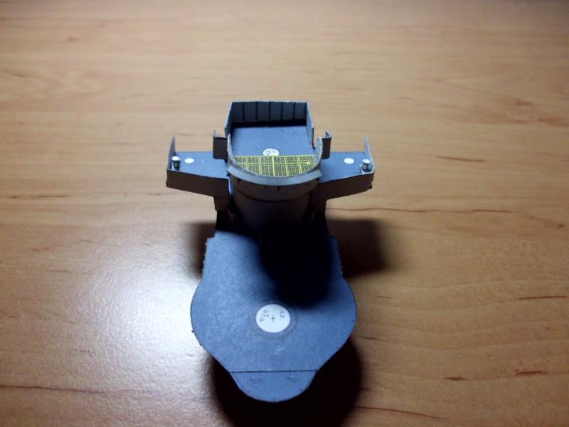 Die GRYF vom Fly-Gomix Verlag gebaut von Herbert Dsci8557