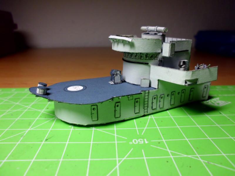 Die GRYF vom Fly-Gomix Verlag gebaut von Herbert Dsci8564