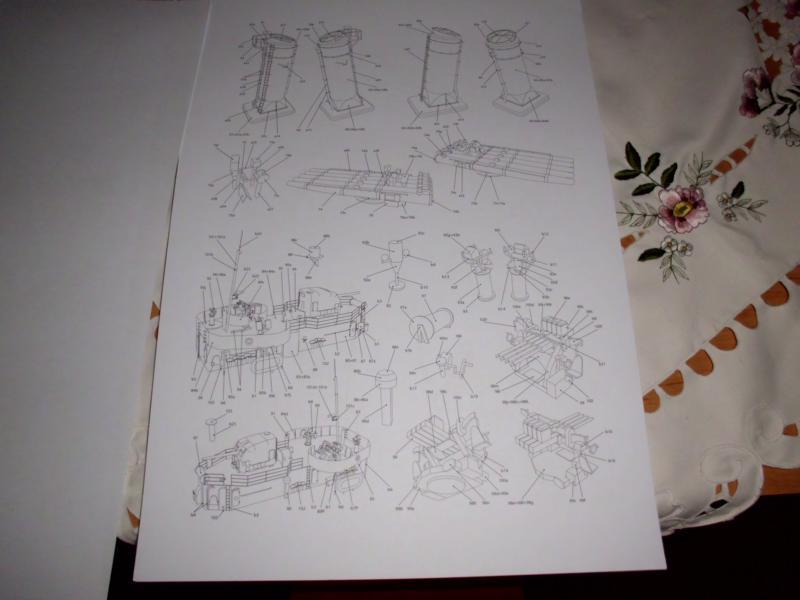 """Zerstörer """"Bristol"""" vom YG-Verlag 1:100 gebaut von Herbert Dsci9453"""