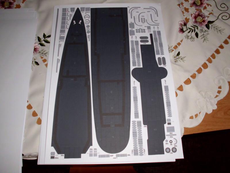 """Zerstörer """"Bristol"""" vom YG-Verlag 1:100 gebaut von Herbert Dsci9457"""