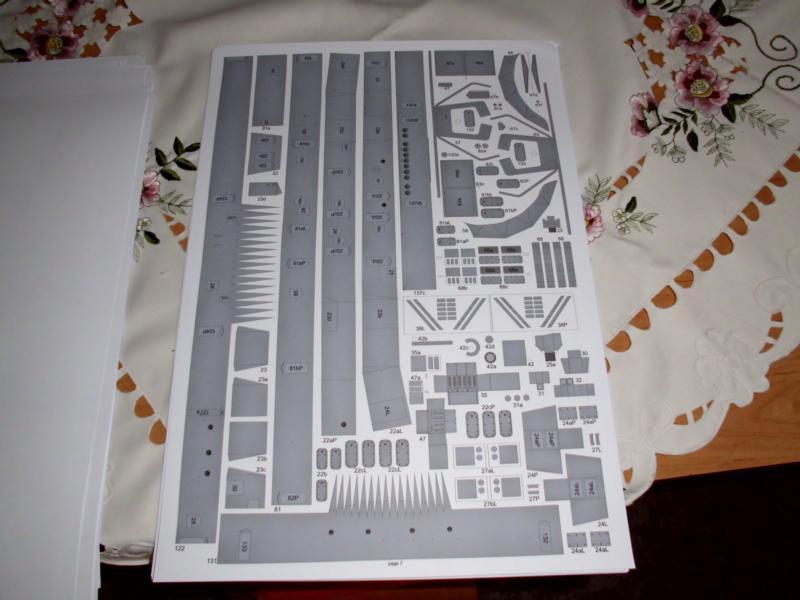"""Zerstörer """"Bristol"""" vom YG-Verlag 1:100 gebaut von Herbert Dsci9459"""