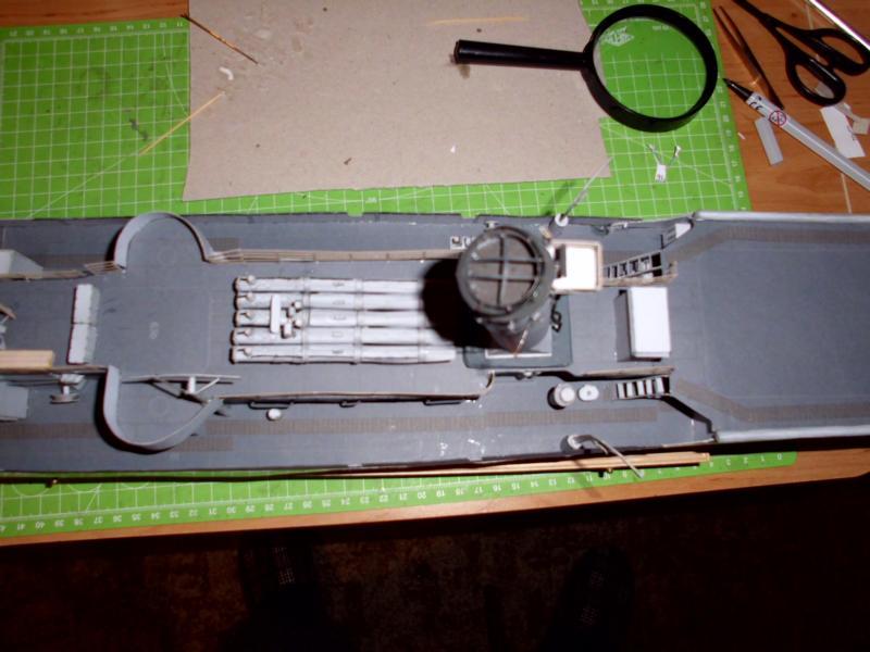 """Zerstörer """"Bristol"""" vom YG-Verlag 1:100 gebaut von Herbert - Seite 2 Dsci9712"""