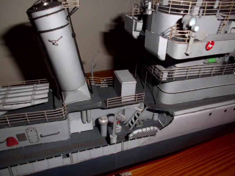 """Zerstörer """"Bristol"""" vom YG-Verlag 1:100 gebaut von Herbert - Seite 2 Dsci9824"""