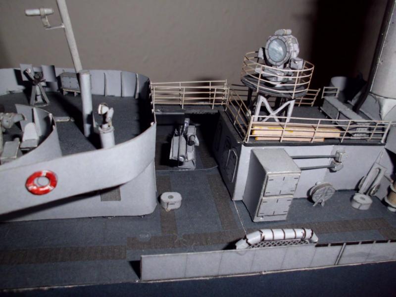"""Zerstörer """"Bristol"""" vom YG-Verlag 1:100 gebaut von Herbert - Seite 2 Dsci9827"""
