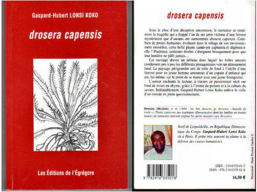Drosera Capensis de Gaspard-Hubert Lonsi Koko Roman_10