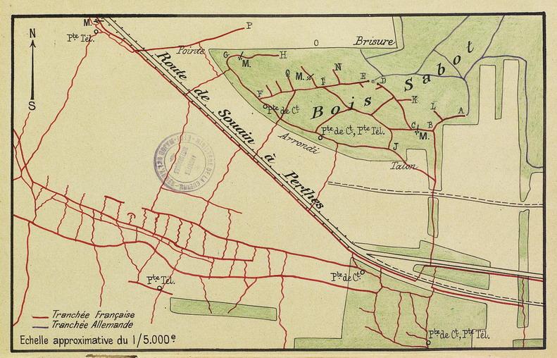 Mémorial des Braspartiates dans la Grande Guerre: 1915 - Page 2 058_ca10