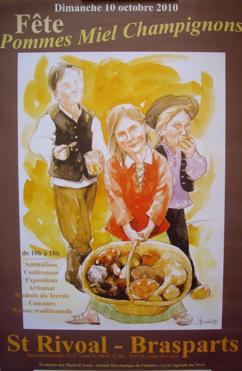 Fête de la Pomme, du Miel et des Champignons 2010 Imgp3110