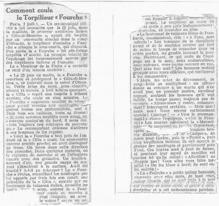 Mémorial des Braspartiates dans la Grande Guerre : 1916 Le_tor10