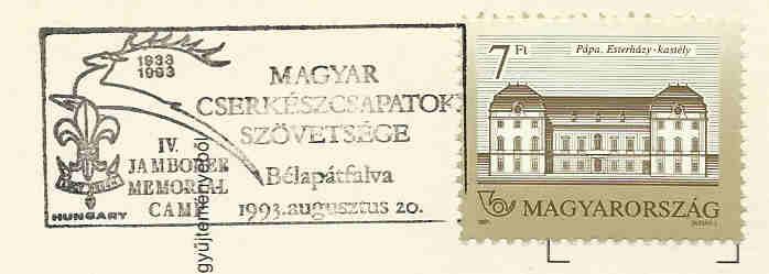 Pfadfinder Weltjamboree 1933 Sostp_12