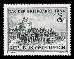 Geschichte des Transportes auf Briefmarken Ulmer_10