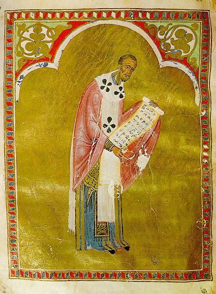 COMMENTAIRES DE SAINT JEAN CHRYSOSTÔME SUR  L'ÉPÎTRE  DE SAINT PAUL AUX ROMAINS. Saint_16