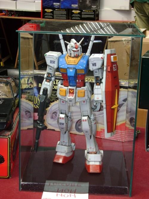 giocattolo - NOVEGRO: 19 GIUGNO MOSTRA MERCATO DEL GIOCATTOLO Gundam10