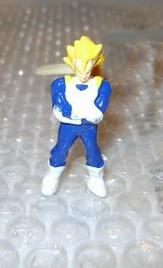 GASHAPON BANDAI & BANPRESTO  ACTION FIGURE VARIE PUFFI ROBOT, TRANSFORMER GATCHAMAN POWER RANGERS DRAGONBALL Vegeta10