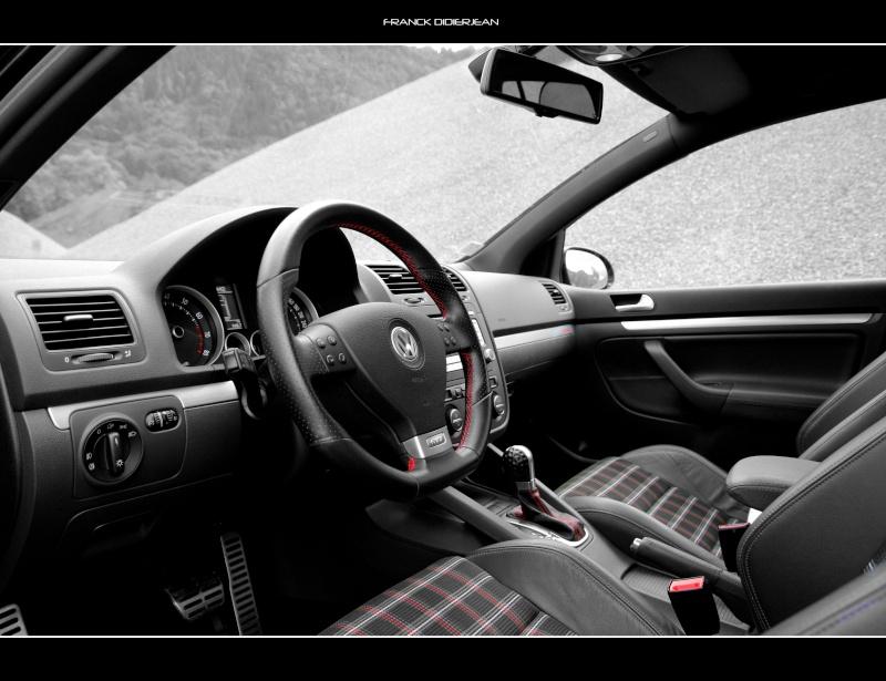 MKV GTI Edition 30 DSG black magic Interi10