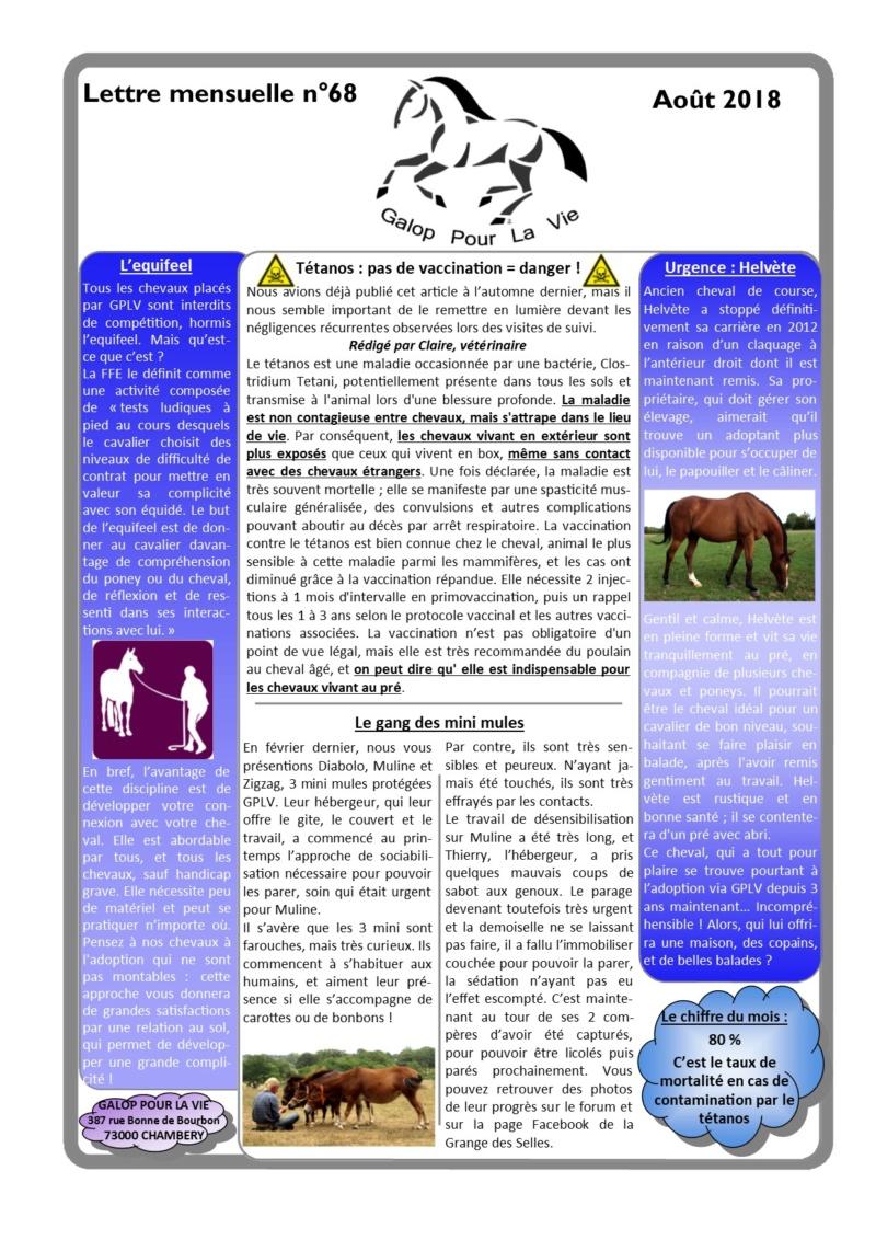 GPLV - Lettre Mensuelle n°68 - Août 2018  Nl_aou18