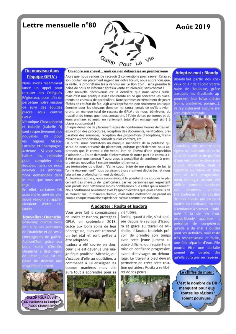 GPLV - Lettre Mensuelle n°80 - Août 2019 Nl_aou25