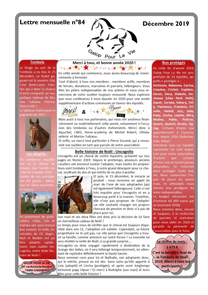 GPLV - Lettre Mensuelle n°84 - Décembre 2019  Nl_dzo22