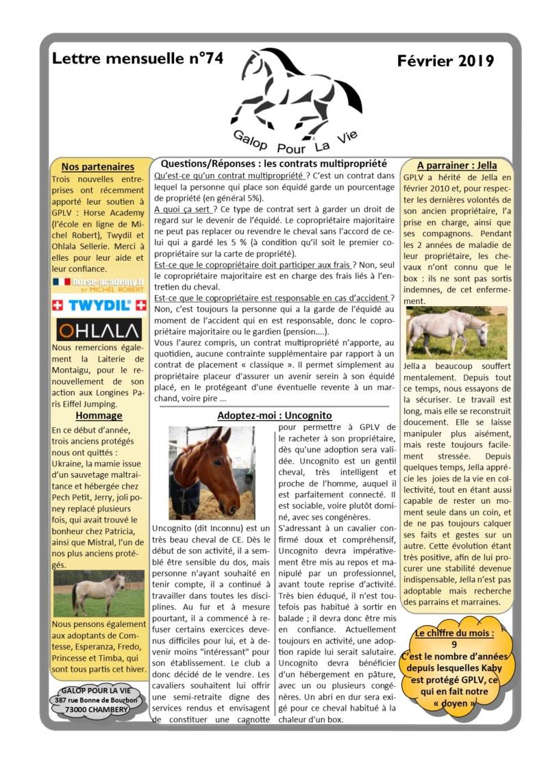 GPLV - Lettre Mensuelle n°74 - Février 2019 Nl_fzo13