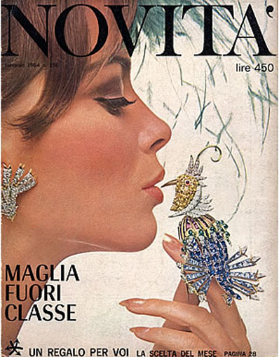 italian magazine Novita Novita14