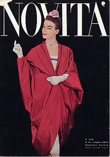 italian magazine Novita Novita16