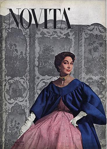 italian magazine Novita Novita17
