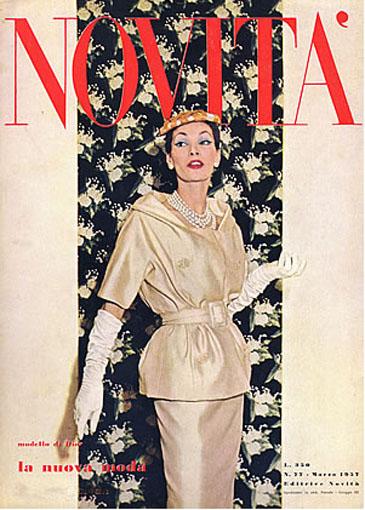 italian magazine Novita Novita18