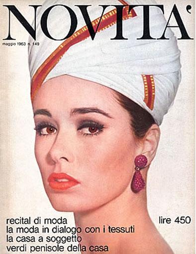 italian magazine Novita Novita22