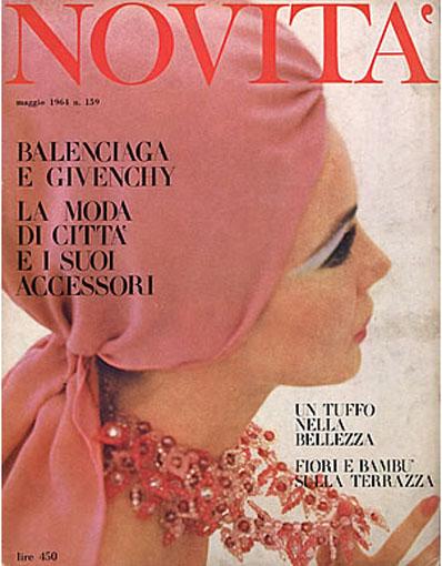 italian magazine Novita Novita23