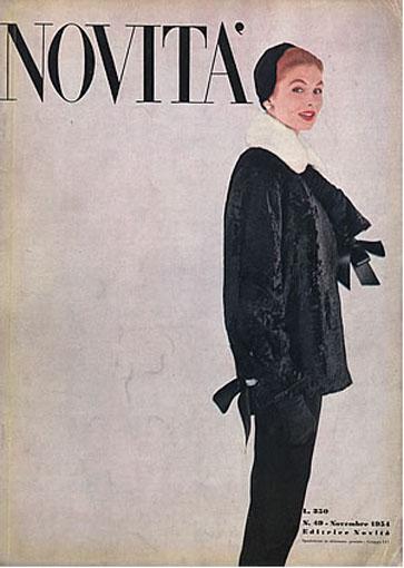 italian magazine Novita Novita24