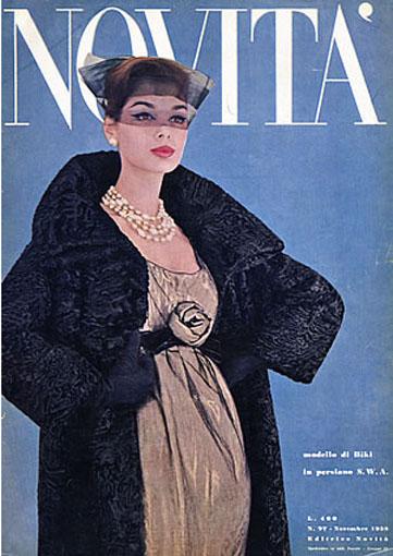 italian magazine Novita Novita25