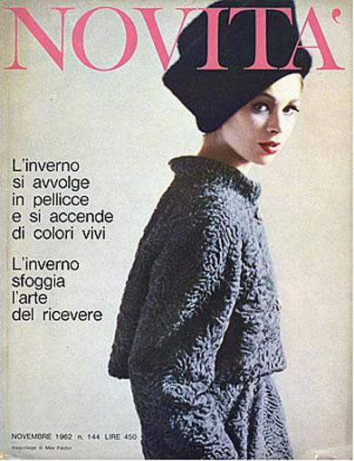 italian magazine Novita Novita27