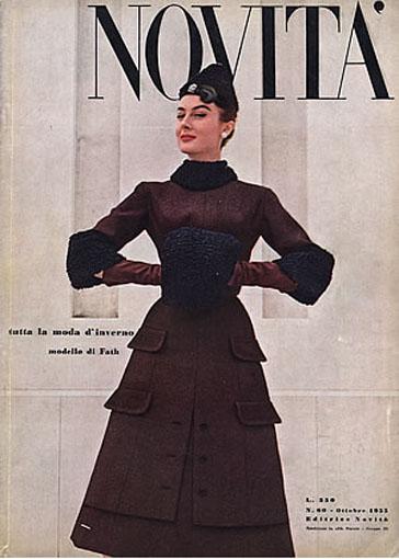 italian magazine Novita Novita28