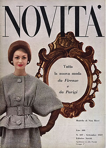 italian magazine Novita Novita30