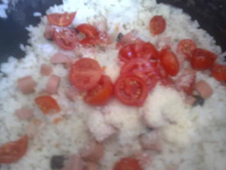 Peperoni e melanzane ripieni di riso 3pom10