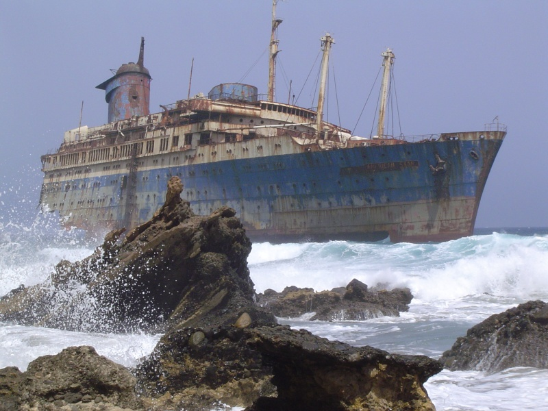 Appel à la nostalgie des épaves de bateaux 8_amst10