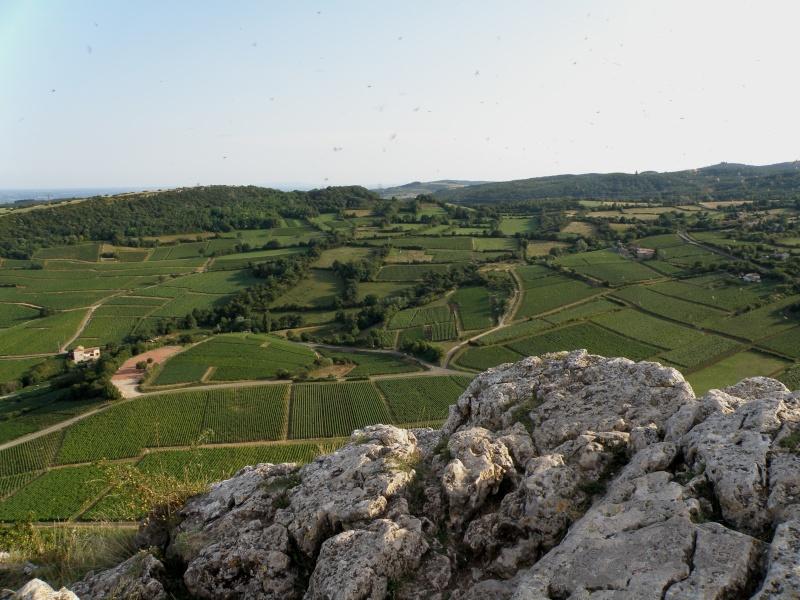 la roche de Solutré Bourgo13