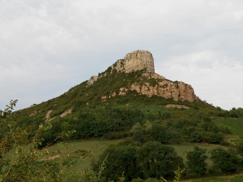 la roche de Solutré Bourgo15