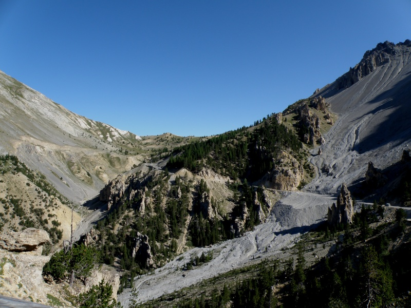 Au dessus du col d'Izoard (2361m) Queyra10