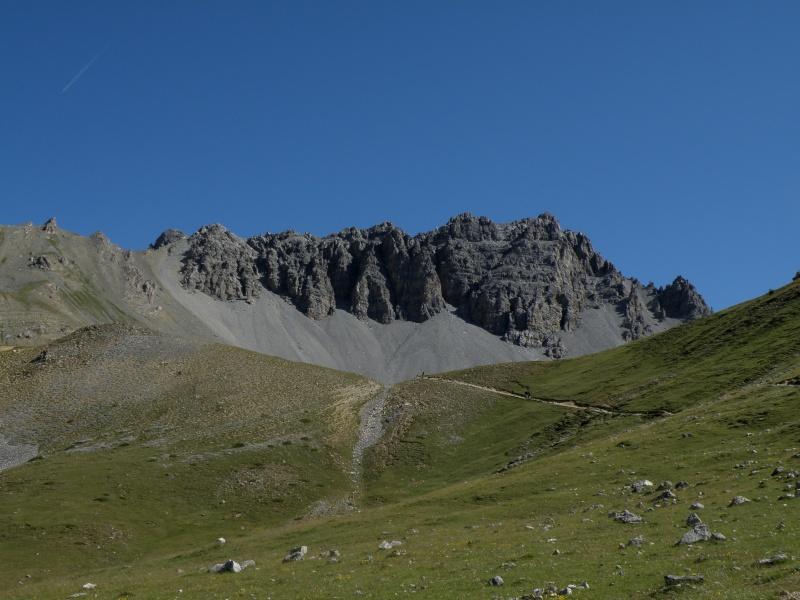 Au dessus du col d'Izoard (2361m) Queyra15