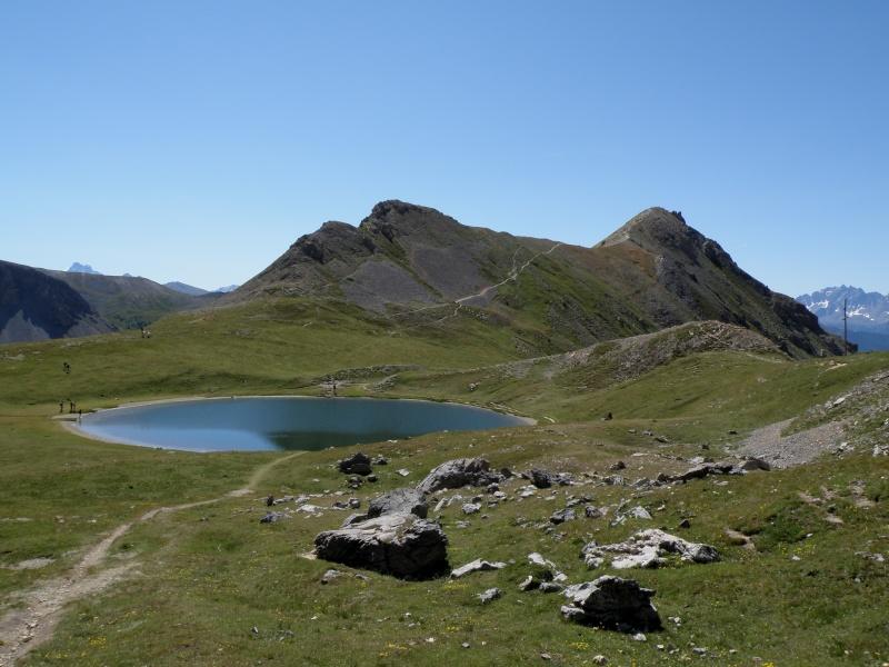 Au dessus du col d'Izoard (2361m) Queyra19