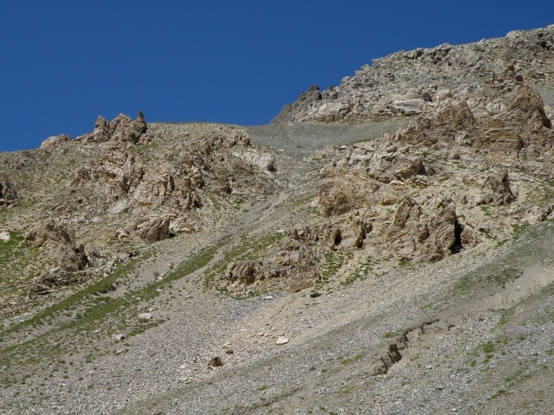 Au dessus du col d'Izoard (2361m) Queyra21